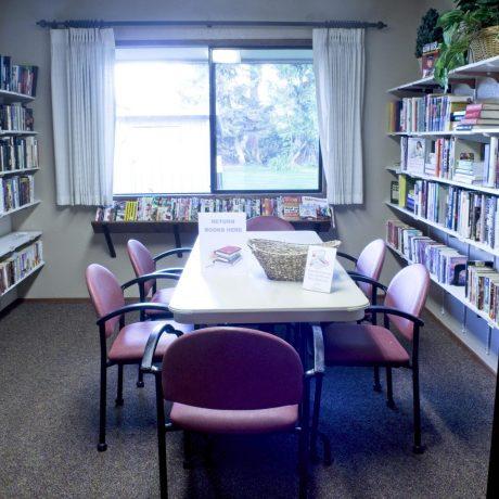 Park Village library